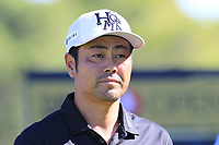 Hideto Tanihara (JPN) walks off the 13th tee during Thursday's Round 1 of the 2018 Turkish Airlines Open hosted by Regnum Carya Golf &amp; Spa Resort, Antalya, Turkey. 1st November 2018.<br /> Picture: Eoin Clarke | Golffile<br /> <br /> <br /> All photos usage must carry mandatory copyright credit (&copy; Golffile | Eoin Clarke)