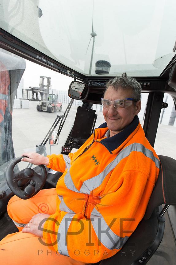 Driver Chris Richards