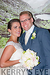 Suzanne Bowler, Tralee, daughter of Edel Connolly and Billy Bowler, and Laurence Dusoswa, Lauragh, Kenmare daughter of Daniel and Marjolyn, who were married in the Prince of peace church Fossa on friday, Fr Tom Looney officiated at the ceremony, best man was the grooms brother Robert Dusoswa, bridesmaid was the brides sister Sarah Bowler, the reception was held in the Brehon Hotel and the couple will reside in Ballincollig