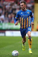 Alex Rodman of Shrewsbury Town in action during Charlton Athletic vs Shrewsbury Town, Sky Bet EFL League 1 Play-Off Football at The Valley on 10th May 2018