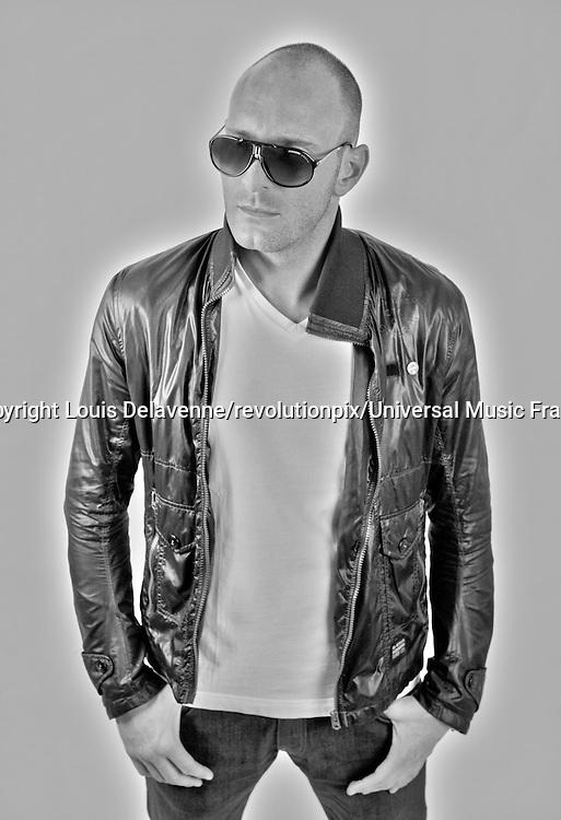 Chris Garcia<br /> Los Angeles<br /> December 2011<br /> Studio Shoot from Chris Garcia<br /> All pictures must be credited Louis Delavenne/revolutionpix/Universal Music France