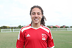 10 January 2016: Tyler David (Saint Louis). The adidas 2016 MLS Player Combine was held on the cricket oval at Central Broward Regional Park in Lauderhill, Florida.