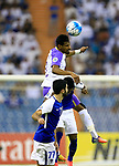 Al Hilal SFC (KSA) vs Al Ain (UAE) during their AFC Champions League 2017 Quarter-Finals at the King Fahd International Stadium on 11 September 2017 in Riyadh, Saudi Arabia. Photo by Stringer / Lagardere Sports