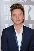 www.acepixs.com<br /> <br /> February 22 2017, London<br /> <br /> Conor Maynard arriving at The BRIT Awards 2017 at The O2 Arena on February 22, 2017 in London, England.<br /> <br /> By Line: Famous/ACE Pictures<br /> <br /> <br /> ACE Pictures Inc<br /> Tel: 6467670430<br /> Email: info@acepixs.com<br /> www.acepixs.com