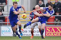 Rotherham United v Ipswich 7.2.15