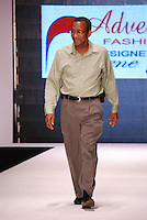 Designer Eugene Jones at Miami Beach International Fashion Show, Miami Beach Convention Center, Miami, FL - March 3, 2011