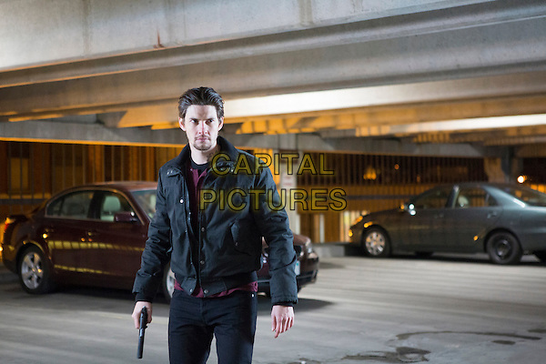 Ben Barnes<br /> in By the Gun (2014) <br /> *Filmstill - Editorial Use Only*<br /> CAP/FB<br /> Image supplied by Capital Pictures
