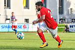 31.07.2017, Silberstadt Arena, Schwaz, AUT, FSP, Hamburger SV vs Antalyaspor, El Kabir (Antalyaspor #25)<br /> <br /> Foto &copy; nordphoto / Hafner
