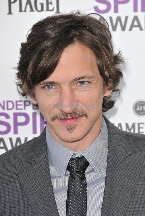 John Hawkes at the 2012 Film Independent Spirit Awards held at Santa Monica Beach, CA.. February 25, 2012