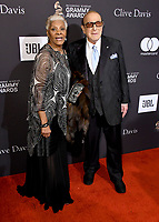 09 February 2019 - Beverly Hills, California - Dionne Warwick, Clive Davis. The Recording Academy And Clive Davis' 2019 Pre-GRAMMY Gala held at the Beverly Hilton Hotel.   <br /> CAP/ADM/BT<br /> ©BT/ADM/Capital Pictures