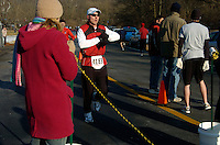 Frostbite 5K  Louisville, KY .16 February 2008