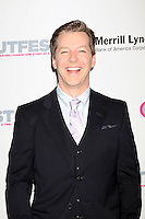 LOS ANGELES, CA - OCTOBER 23: Sean Hayes at the 2016 Outfest Legacy Awards at Vibiana in Los Angeles, California on October 23, 2016. Credit: David Edwards/MediaPunch