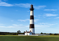 Bodie Island Lighthouse, Cape Hatteras, Outer Banks, North Carolina, USA