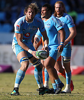 RG Snyman of the Vodacom Bulls during the Super Rugby match between the Vodacom Bulls and the Jaguares at Loftus Versfeld in Pretoria, South Africa on Saturday, 7 July 2018. Photo: Steve Haag / stevehaagsports.com