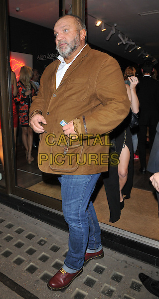 Neil &quot;Razor&quot; Ruddock attends the Sugarbabes interactive website launch &amp; The Sugarbabes TV series trailer premiere, Alon Zakaim Gallery, Dover Street, London, England, UK, on Wednesday 18 November 2015. <br /> CAP/CAN<br /> &copy;CAN/Capital Pictures