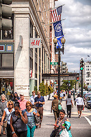 Downtown Washington DC Shopping and Dining