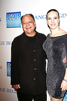 LOS ANGELES, CA - DEC 3: Cheech Marin and wife Natasha at the 3rd Annual 'Change Begins Within' Benefit Celebration presented by The David Lynch Foundation held at LACMA on December 3, 2011 in Los Angeles, California