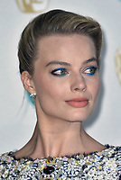 Margot Robbie<br /> The EE British Academy Film Awards 2019 held at The Royal Albert Hall, London, England, UK on February 10, 2019.<br /> CAP/PL<br /> ©Phil Loftus/Capital Pictures