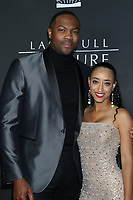 LOS ANGELES - JAN 16:  Ser'Darius Blain and Chante Evans at the The Last Full Measure Premiere - Arrivals at the ArcLight Hollywood on January 16, 2020 in Los Angeles, CA
