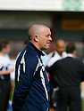 Forest Green Rovers manager Dave Hockaday during the Blue Square Premier match between Stevenage Borough and Forest Green Rovers at the Lamex Stadium, Broadhall Way, Stevenage on Saturday 10th April, 2010 ..© Kevin Coleman 2010