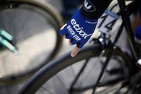 Etixx-Quickstep gloved<br /> <br /> 71st Nokere Koerse