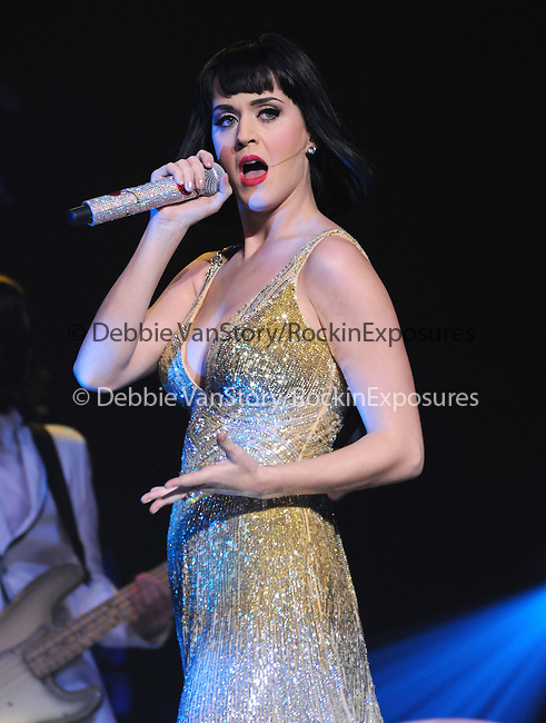 "Katy Perry performs live during her ""Hello Katy Tour"" at The Wiltern Theatre in Los Angeles, California on January 31,2009                                                                     Copyright 2009 Debbie VanStory/RockinExposures"