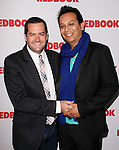 Ross Matthews and Salvadore Camarena at REDBOOK's first-ever family issue celebration featuring the Kardashians held at The Sunset Tower Hotel in West Hollywood, California on April 11,2011                                                                               © 2010 Hollywood Press Agency