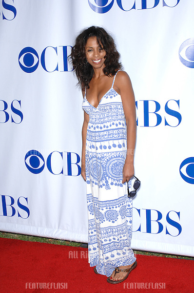 "CSI: Miami star Khandi Alexander at the CBS Summer Press Tour ""Stars Party 2007"" on the Wadsworth Theatre Great Lawn..July 20, 2007  Los Angeles, CA.Picture: Paul Smith / Featureflash"