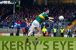 Paul Murphy  Kerry in action against  Monaghan during the Allianz Football League Division 1 Round 5 match between Kerry and Monaghan at Fitzgerald Stadium in Killarney, on Sunday.