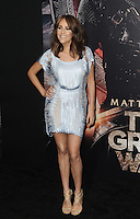 www.acepixs.com<br /> <br /> February 15 2017, LA<br /> <br /> Cristina Umana arriving at the premiere of 'The Great Wall' at the TCL Chinese Theatre on February 15, 2017 in Hollywood, California. <br /> <br /> By Line: Peter West/ACE Pictures<br /> <br /> <br /> ACE Pictures Inc<br /> Tel: 6467670430<br /> Email: info@acepixs.com<br /> www.acepixs.com