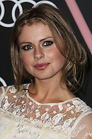 LOS ANGELES, CA - JANUARY 09: Rose McIver at the Audi Golden Globe Awards 2014 Cocktail Party held at Cecconi's Restaurant on January 9, 2014 in Los Angeles, California. (Photo by Xavier Collin/Celebrity Monitor)