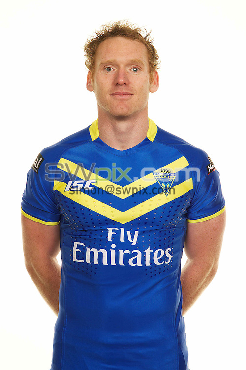 Picture by George Thornton/Warrington Wolves - supplied by SWpix.com - copyright Warrington Wolves/SWpix - Simon Wilkinson - simon@swpix.com<br />