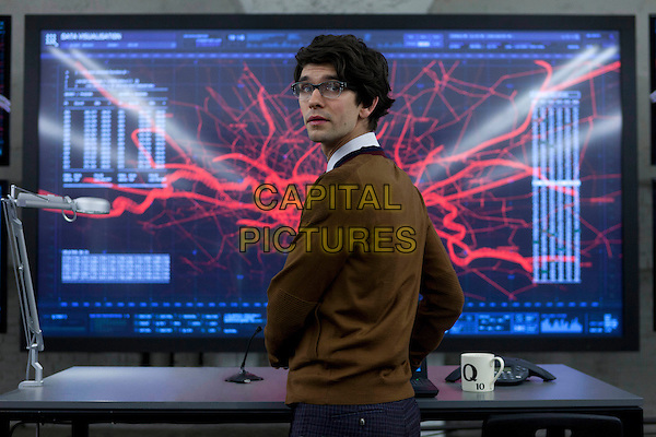 Ben Whishaw.in Skyfall (2012) .James Bond 007.*Filmstill - Editorial Use Only*.CAP/NFS.Supplied by Capital Pictures.