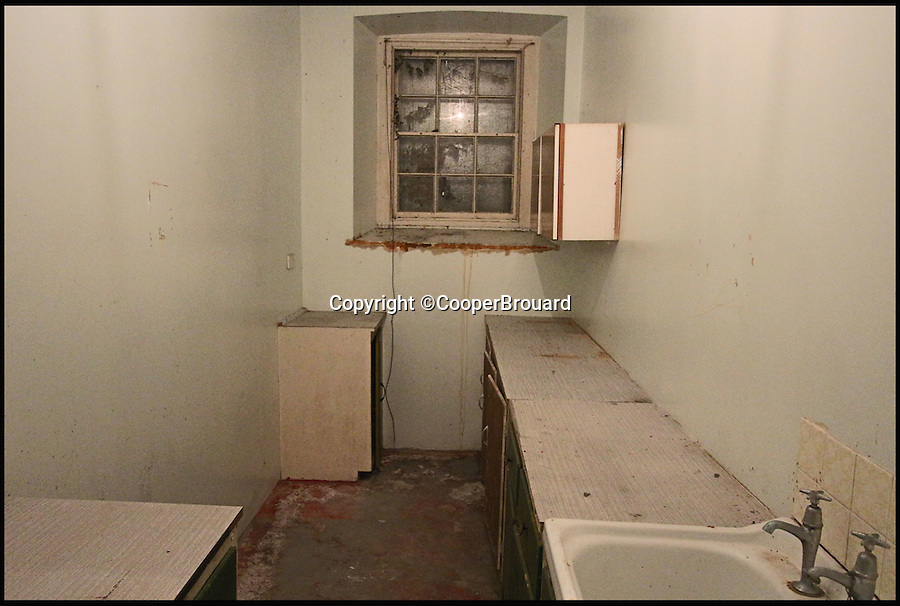 BNPS.co.uk (01202 558833)<br /> Pic: CooperBrouard/BNPS<br /> <br /> The interior of the fort needs a lot of work.<br /> <br /> An old fort that was built to keep out unwanted visitors has gone up for sale and could make the perfect home for the most anti-social person.<br /> <br /> Fort Richmond on Guernsey has lain empty for more than 30 years but has recently been granted planning permission to turn it into residential use for the first time.<br /> <br /> After splashing out £2m for it, the new owner will then have to spend hundreds of thousands of pounds converting the inside into a luxury five bedroom house with 5000sq ft floorspace.