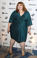 Beth Ditto at the Music Industry Trusts Awards at  Grosvenor House, Park Lane, London, England, UK on Monday ?5th November 2018  <br /> CAP/ROS<br /> &copy;ROS/Capital Pictures