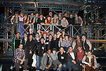 10-02-11 Newsies - Jeremy Jordan - play & movie cast - PaperMill Playhouse  & Bway