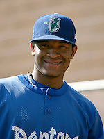 Antonio Castillo - Ogden Raptors (2009 Pioneer League)..Photo by:  Bill Mitchell/Four Seam Images..