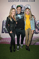 "11 May 2019 - Los Angeles, California - Julie Benz, Darren Stein, Rebecca Gayheart. Rooftop Cinema Club Hosts 20th Anniversary And Cast Reunion Of 1999 Cult Classic ""Jawbreaker"" held at Level. Photo Credit: Faye Sadou/AdMedia"