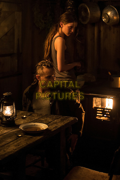 The Survivalist (2015)<br /> Mia Goth, Martin McCann<br /> *Filmstill - Editorial Use Only*<br /> CAP/KFS<br /> Image supplied by Capital Pictures