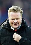 Nederland, Rotterdam, 27 januari  2013.Eredivisie.Seizoen 2012/2013.Feyenoord-FC Twente.Ronald Koeman, trainer-coach van Feyenoord