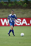 24 May 2003: Breanna Boyd of Canada. The San Diego Spirit defeated the Carolina Courage 2-1 at SAS Stadium in Cary, NC in a regular season WUSA game.