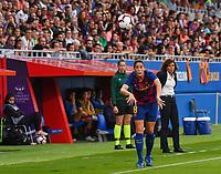 BARCELONA, ESPANHA, 25.09.2019 - BARCELONA-JUVENTUS - Partida entre Barcelona e Juventus pela Liga dos Campeões Feminina no Estadio Jordi Cruyff em Barcelona Espanha nesta quarta-feira, 25. (Foto: Beto Fotografo/Brazil Photo Press)