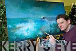Artist John Hurley   Copyright Kerry's Eye 2008