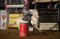 SEBRA - Raphine, VA - 2.8.2014 - Barrels
