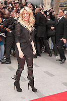 PAP0313PS474.SHAKIRA LAUNCHES HER NEW FRAGRANCE IN PARIS  BY SEPHORA SHOP ON THE CHAMPS-ELYSEES. /NortePhoto