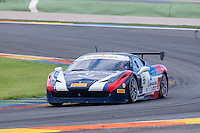 VALENCIA, SPAIN - OCTOBER 2: Kirill Ladygin during Valencia Ferrari Challenge 2015 at Ricardo Tormo Circuit on October 2, 2015 in Valencia, Spain