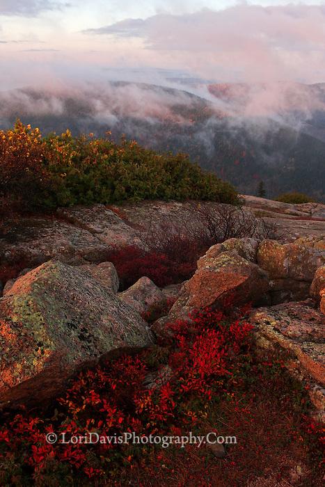 Autumn Dawn atop Cadillac  #A53