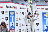 IMSA WeatherTech SportsCar Championship<br /> Chevrolet Sports Car Classic<br /> Detroit Belle Isle Grand Prix, Detroit, MI USA<br /> Saturday 3 June 2017<br /> 93, Acura, Acura NSX, GTD, Andy Lally, Katherine Legge<br /> World Copyright: Richard Dole<br /> LAT Images<br /> ref: Digital Image RD_DTW_17_0393