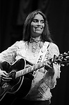 Emmylou Harris, October 1981, Bread & Roses Festival, Greek Theater, Berkeley