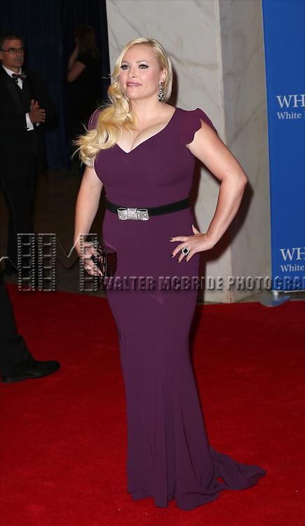 Megan McCain attends the 100th Annual White House Correspondents' Association Dinner at the Washington Hilton on May 3, 2014 in Washington, D.C.